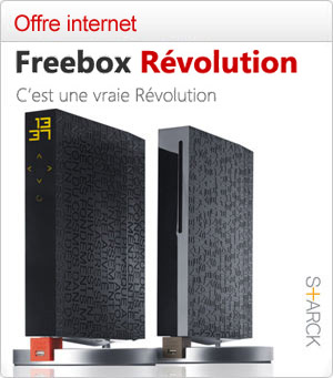 Free on Freebox R  Volution