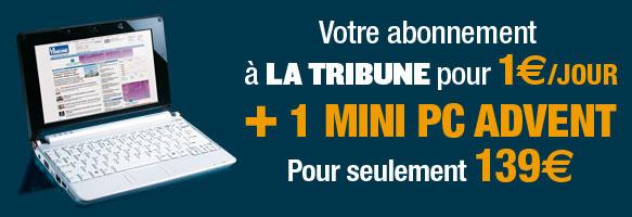 Offre spéciale La Tribune / Free