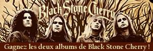 Concours Black Stone Cherry